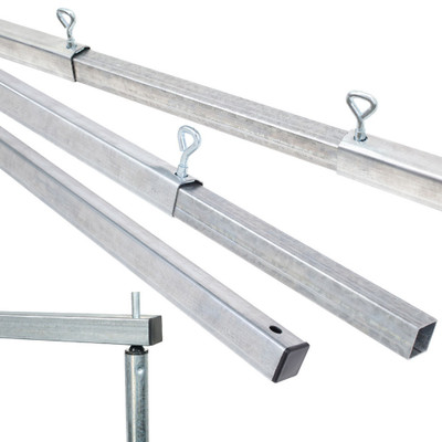 30Ft Adjustable Centre Ridge Rail | CampKings Australia