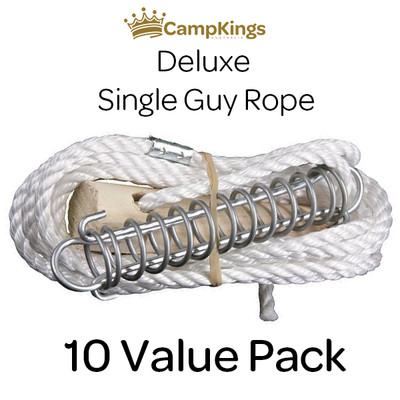 Single Guy Rope 10 Pack
