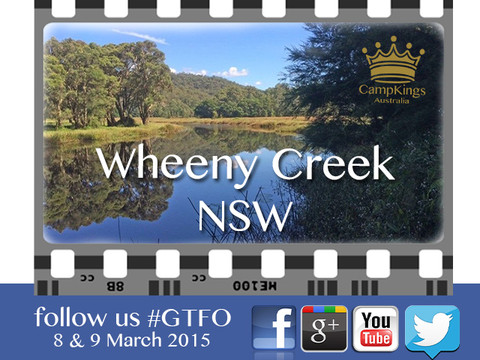 #GTFO to Wheeny Creek NSW