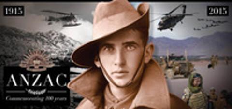 ANZAC Centenary Tribute Poem