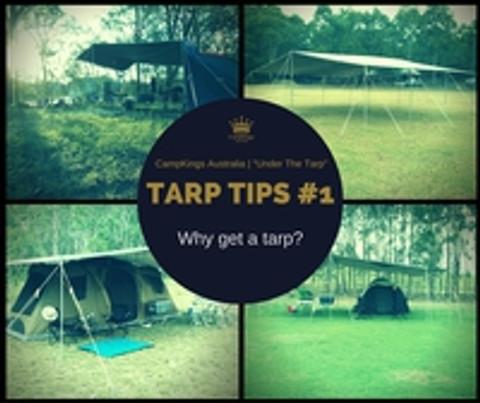 Tarp Tips #1 | Why get a tarp?
