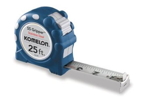 Komelon SS 25 Feet Tape Measure