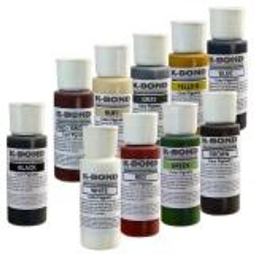 K-Bond Polyester Adhesives 10 Color Pastes Kit