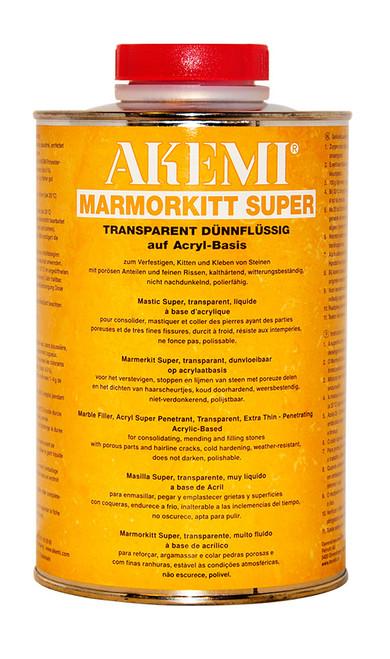 Akemi Marmorkitt Super - 900ml