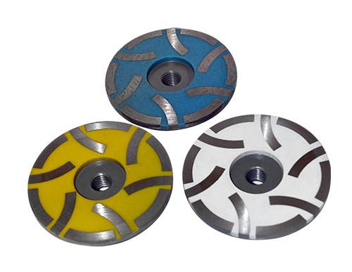 "4"" Pineapple Cup Wheel"