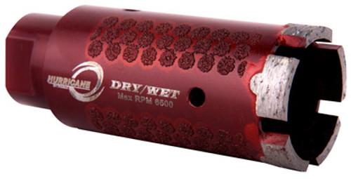 T Segment Hurricane Dry/Wet Core Bit W / Side Protection