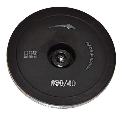 Half & Demi Bullnose Position 1 Router Bit