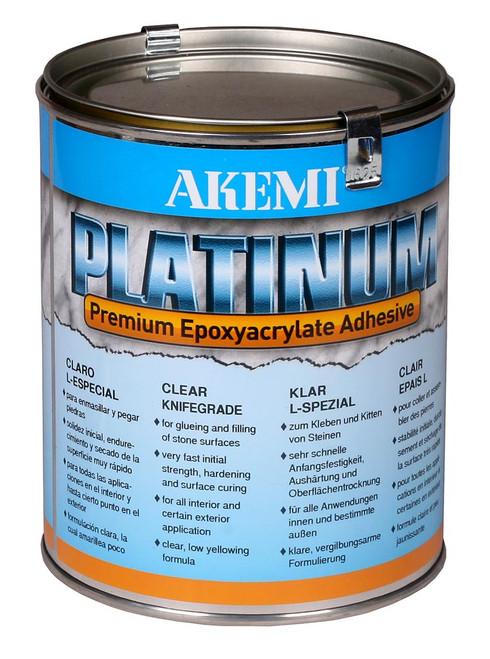 Akemi Platinum Epoxy-Acrylate - 900 Knife Grade ml
