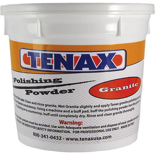 Tenax Granite Polishing Powder 1 kg/2 lb