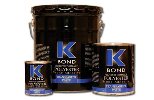 K-Bond High Performance Polyester Transparent Glue Ship Saver (4 x 1.25 gal)