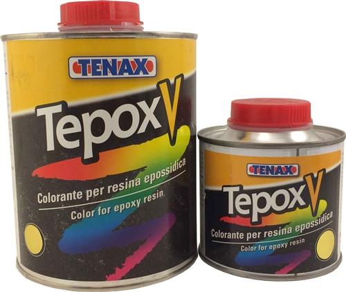 Tenax Tepox V Color Additive , Liter - Gold