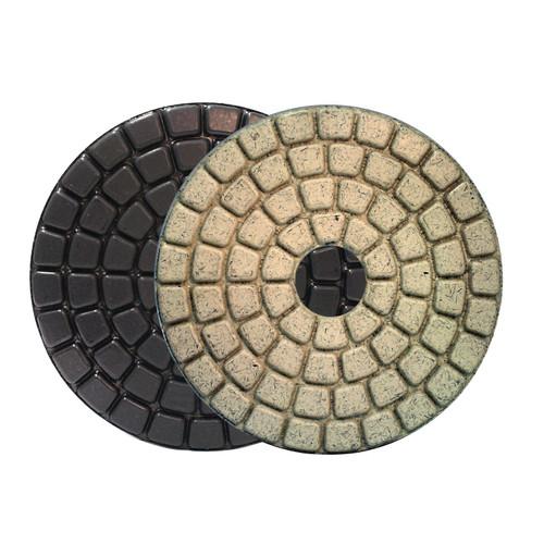 "4"" Alpha Ceramica Buff Pad"