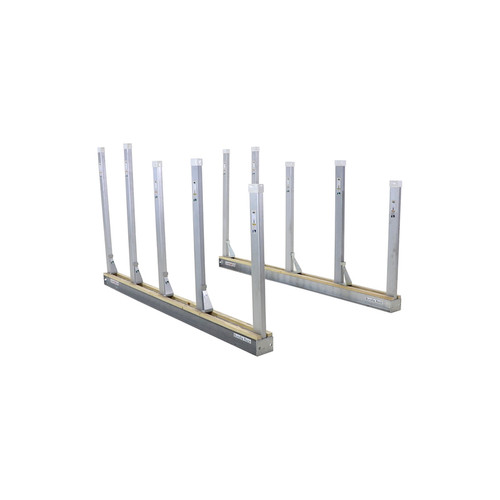 """Bundle Rack - 3 meters long. (9' 10""""), one pair"""