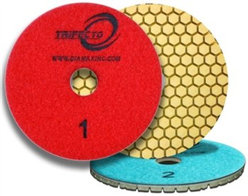 Cyclone Trifecto 3 Step Dry/Wet Pads