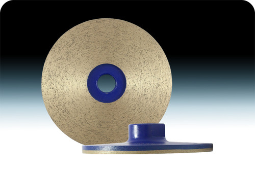 Full-Surface Cup Wheels