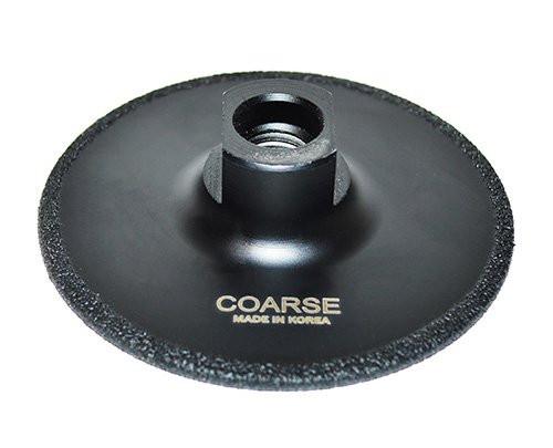 "4"" Vacuum Brazed Flat Cup Wheel"