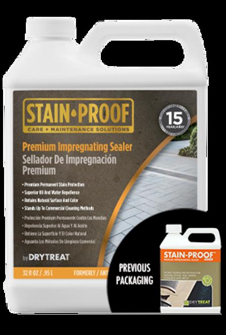 DRY-TREAT - Stain-Proof Original - Premium Impregnating Sealer - QT
