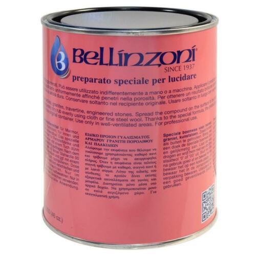Bellinzoni Paste Wax Black KG 1,300