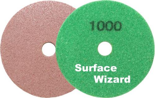 MUSTANG Surface Wizard Sponge polishing pads