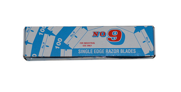 Razor Blade - 100 pcs/box