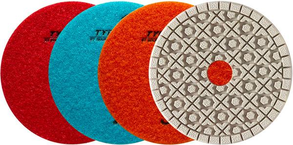 TYPHOON ES white 3 step polishing system