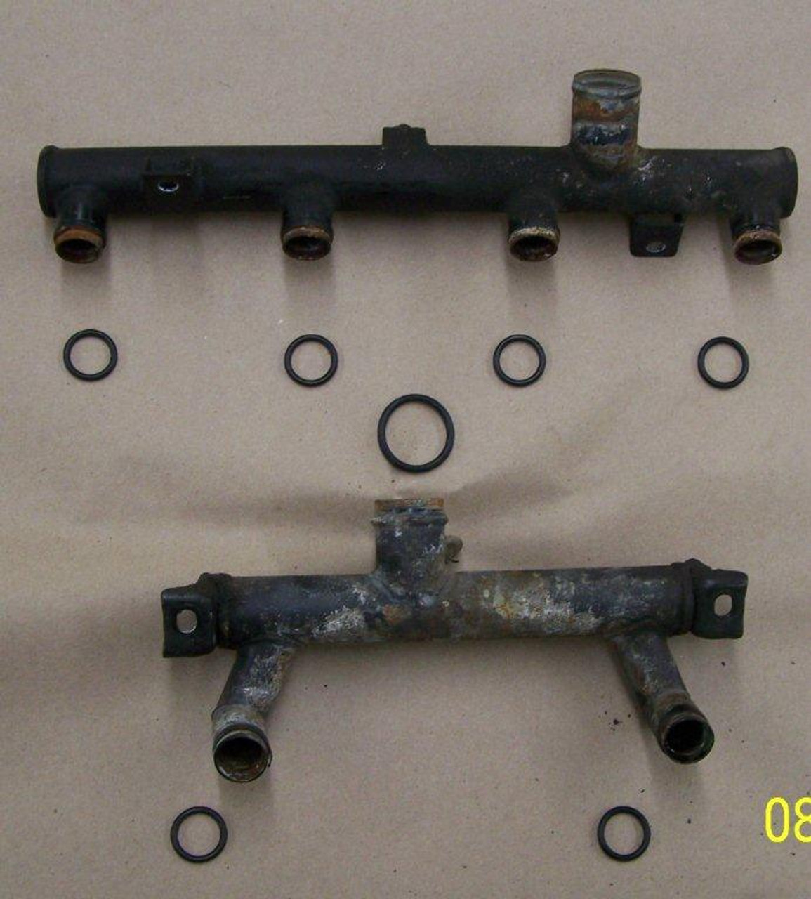 """""""Coolant Logs"""" or Cooling System Manifold Seal Kit"""