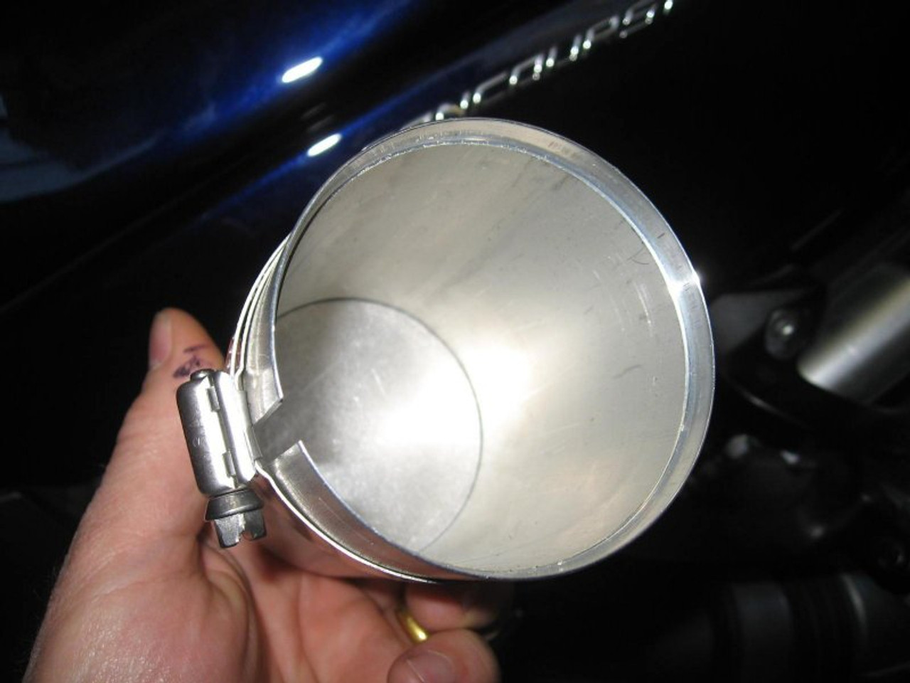 C14 Oil Filter Protector