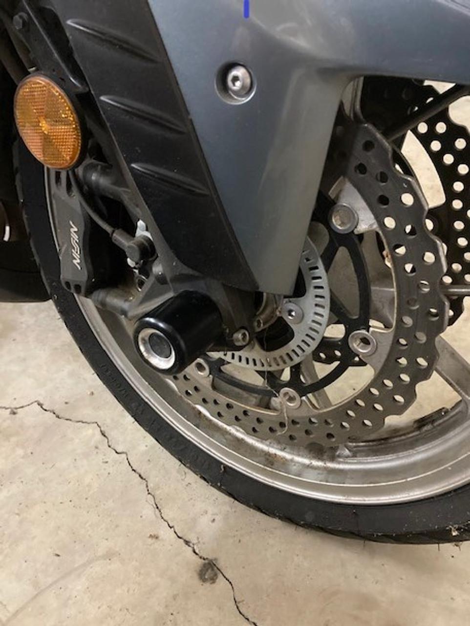 Front Wheel Slider for Your C14