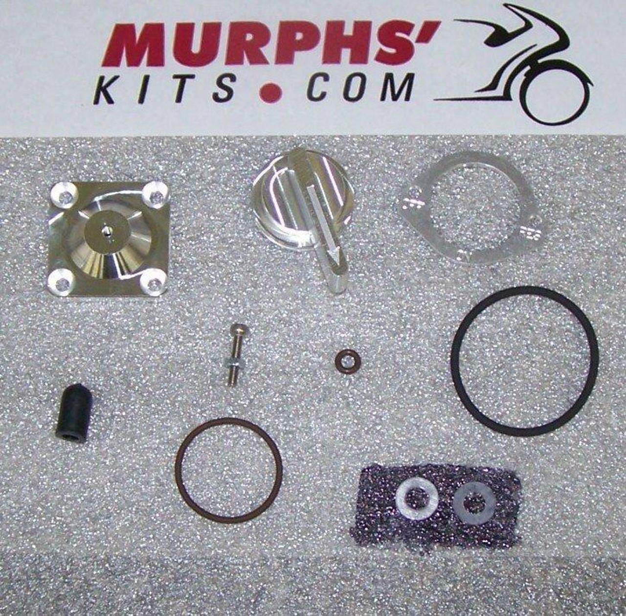 Concours Manual Petcock Conversion Kit from Murph!
