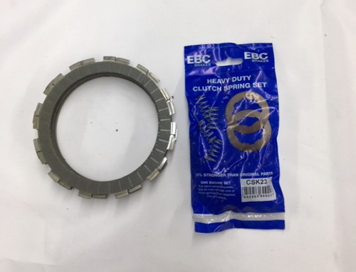 EBC SRC Kevlar Clutch Kit