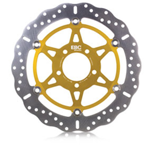EBC XC-Series Rotors for Your Concours 14