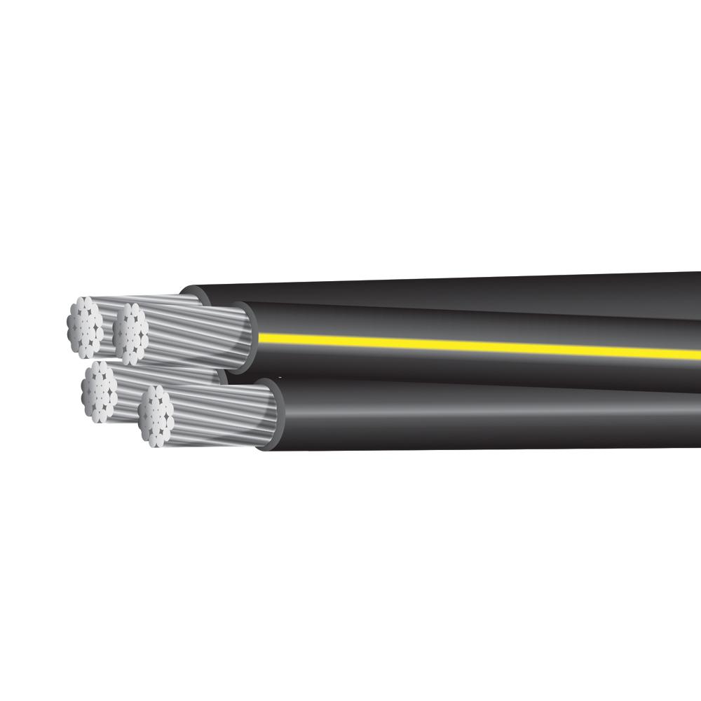 500 Mcm Aluminum Wire | 500 500 500 350 Mcm Aluminum Ud Quadraplex 600 Volts Code Wofford