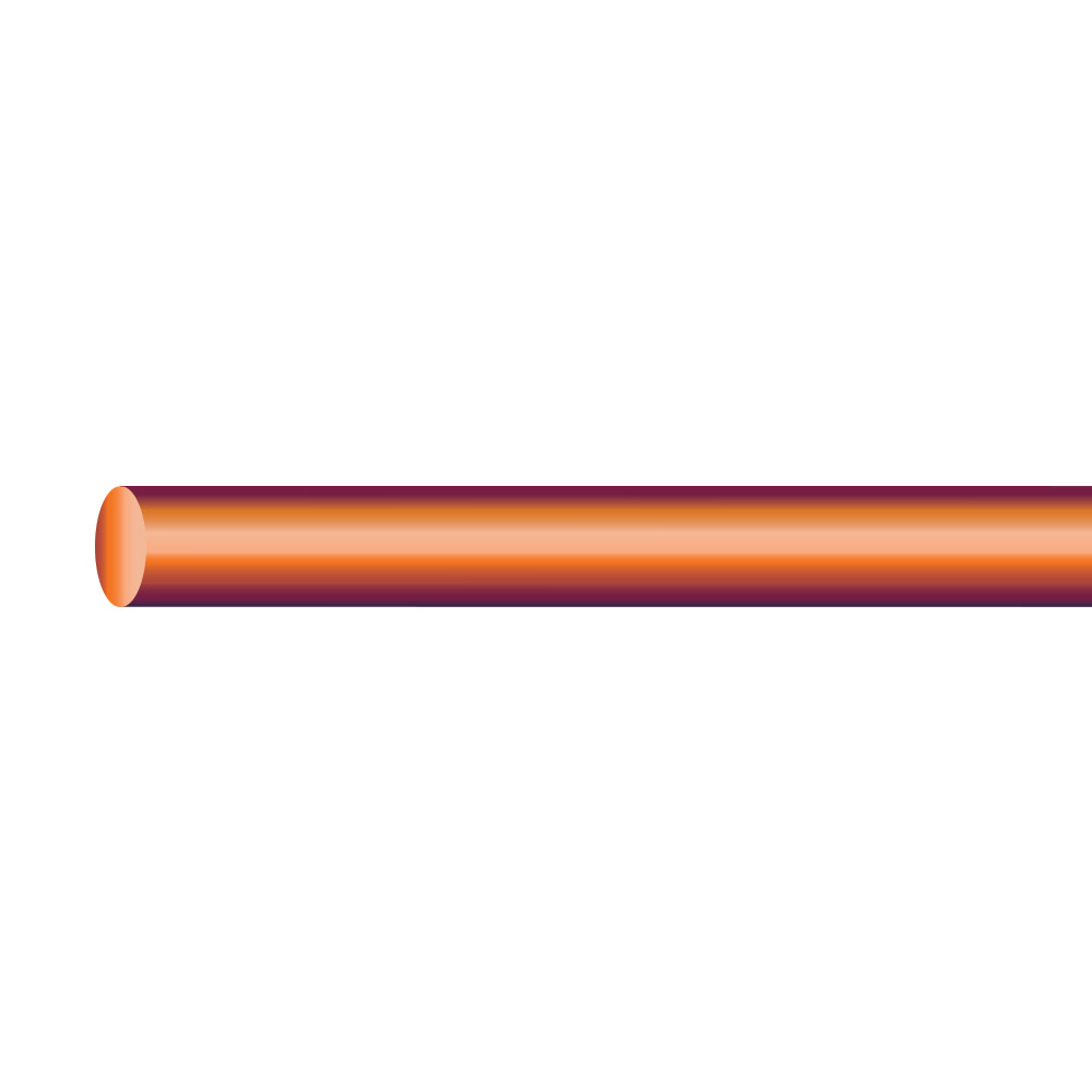 8 AWG SOLID SOFT DRAWN BARE COPPER