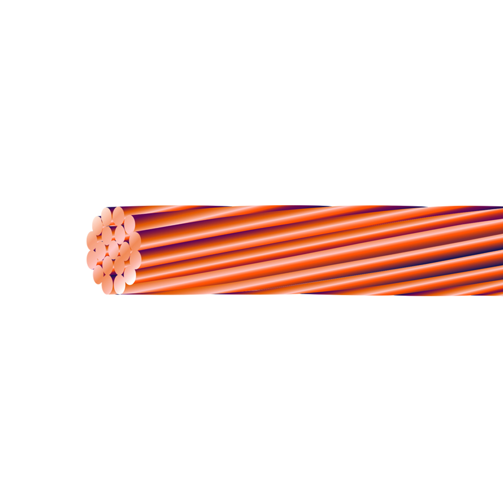 4/0 AWG STRANDED SOFT DRAWN BARE COPPER