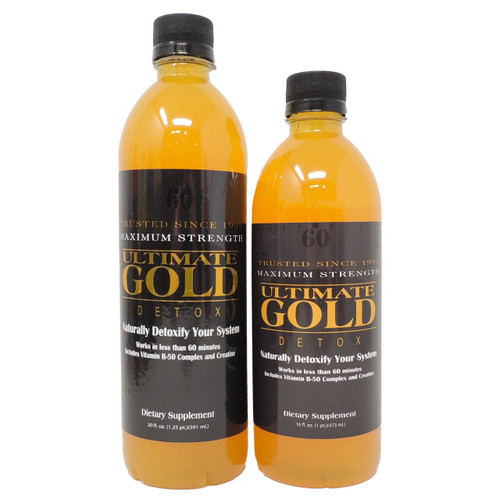 Ultimate Gold Detox - Original Flavor