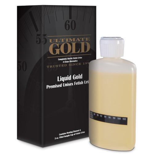 Liquid Gold Fetish Urine