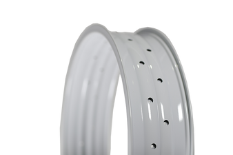 Buzzraw Rim White