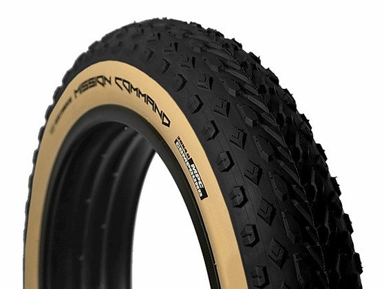 Vee Tire Mission Command Skinwall