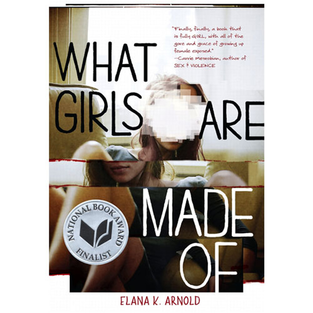 What Girls Are Made Of Hardcover