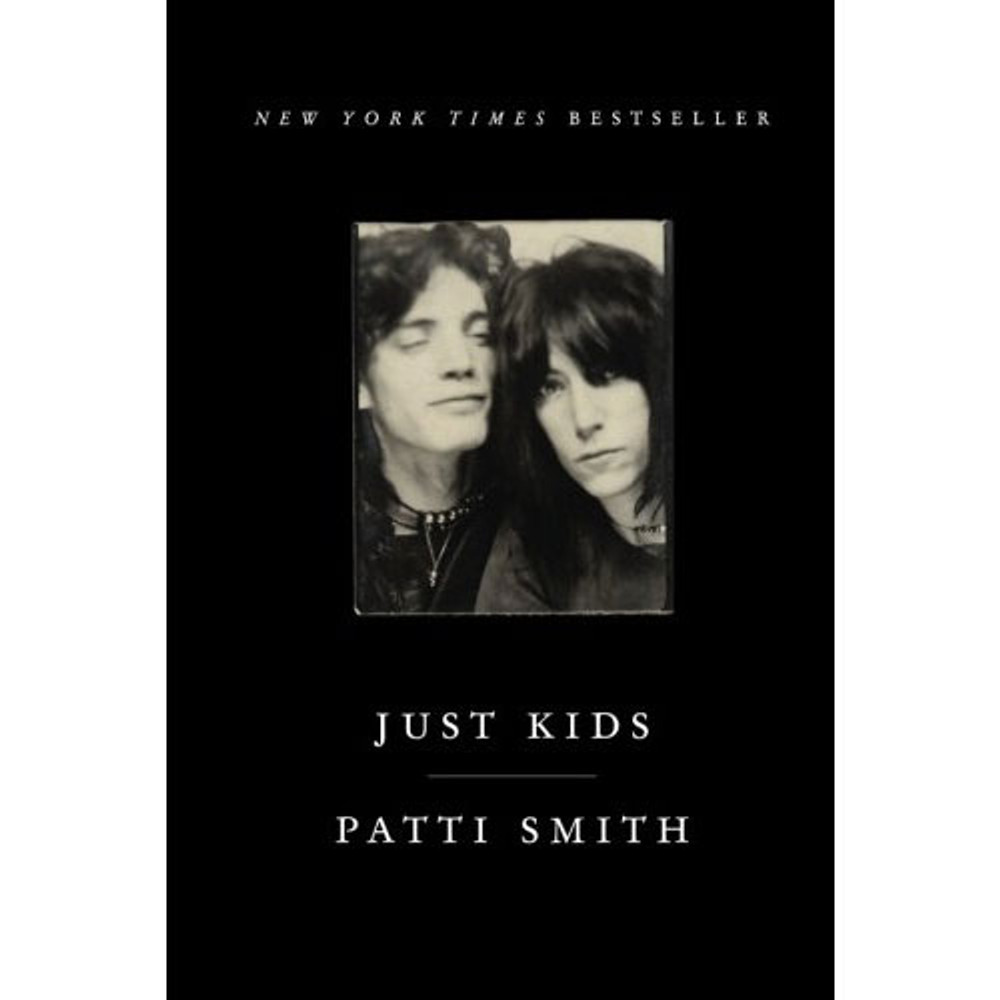 Just Kids book by Patti Smith