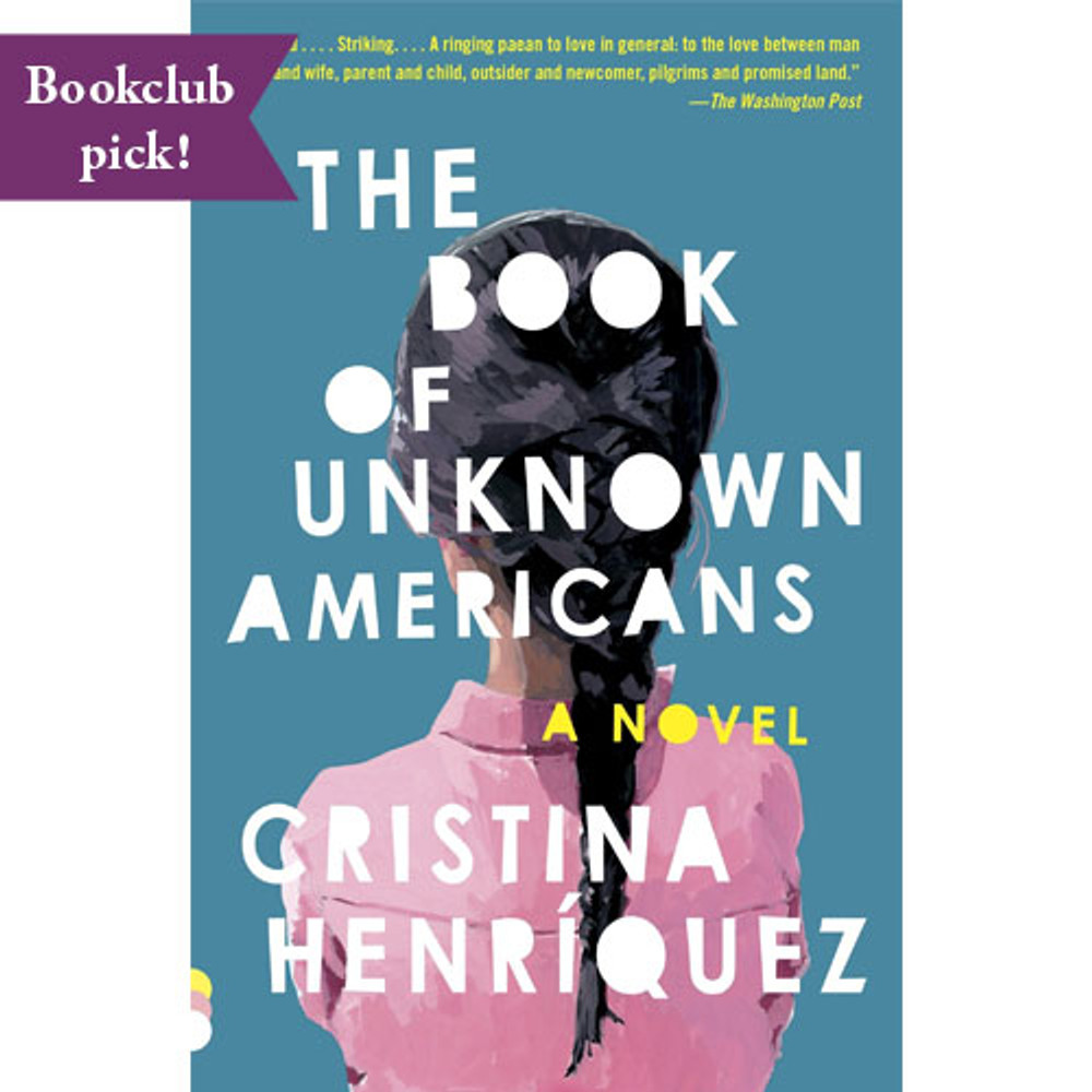 Book of Unknown Americans