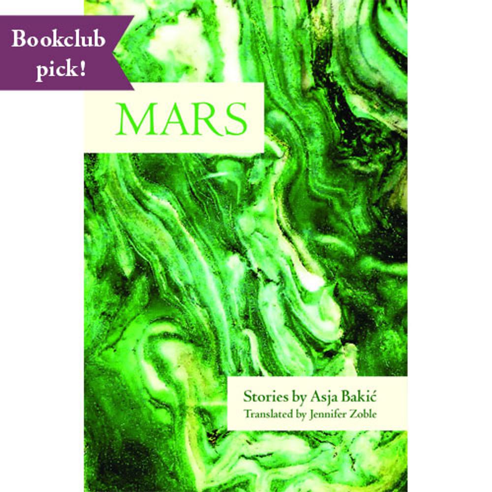Mars stories