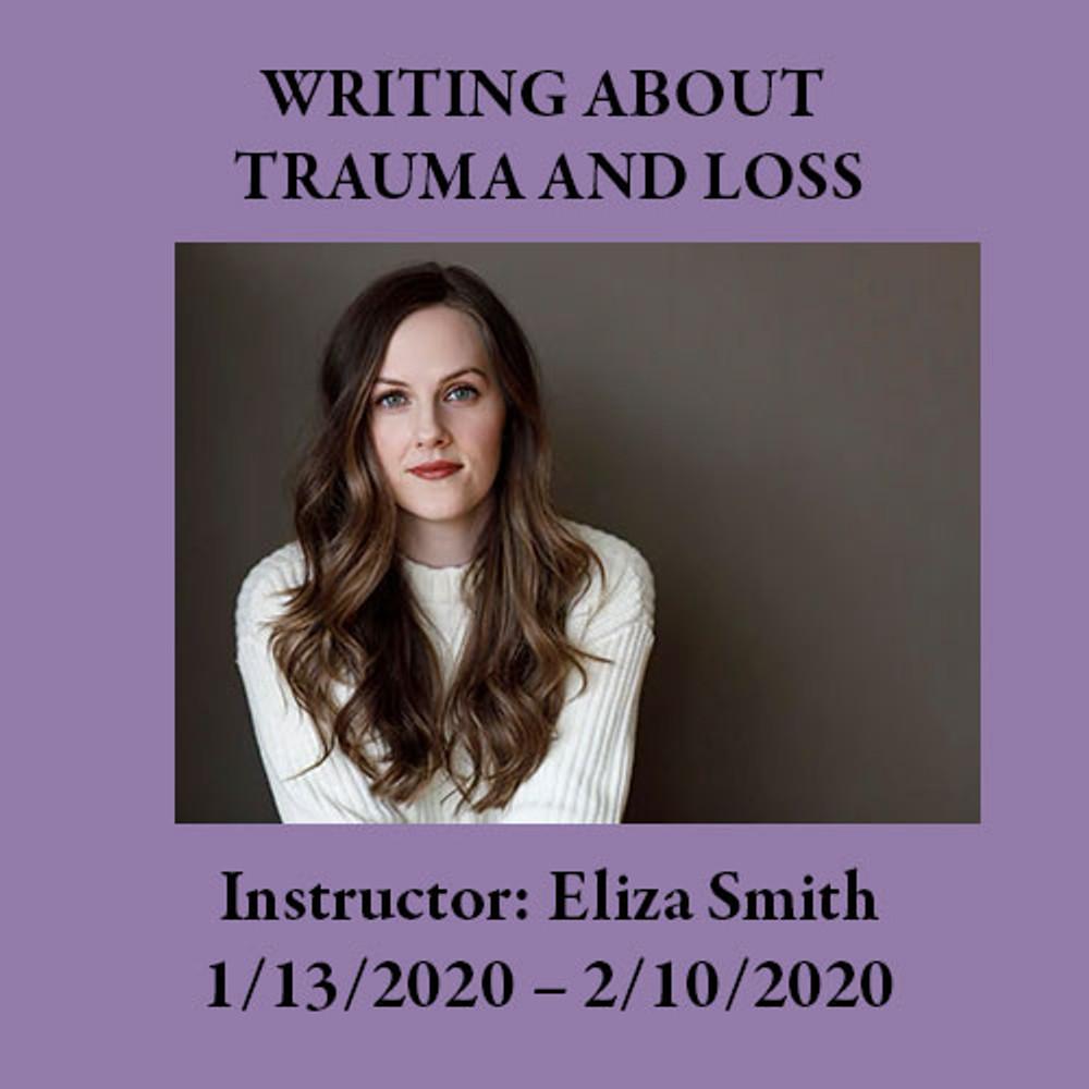Writing Workshops at Two Dollar Radio Headquarters Columbus Ohio: Writing about Trama with Eliza Smith