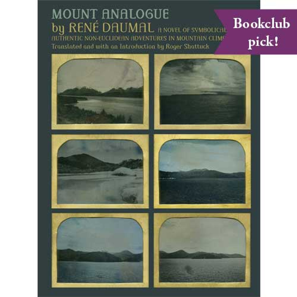 Mount-Analogue-book