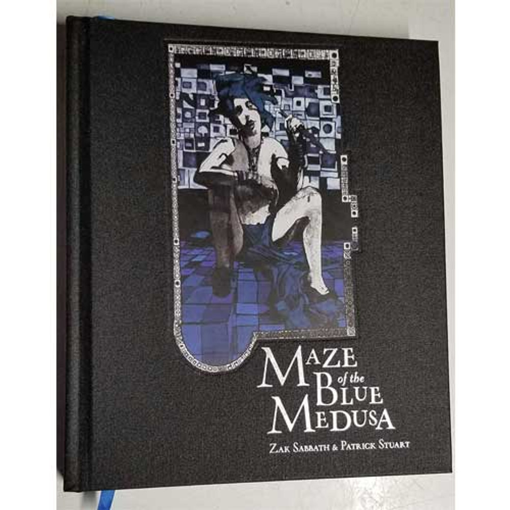 Maze of The Blue Medusa, Roleplaying Games, Satyr Press