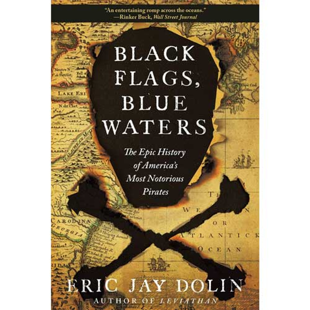 Black Flags Blue Waters