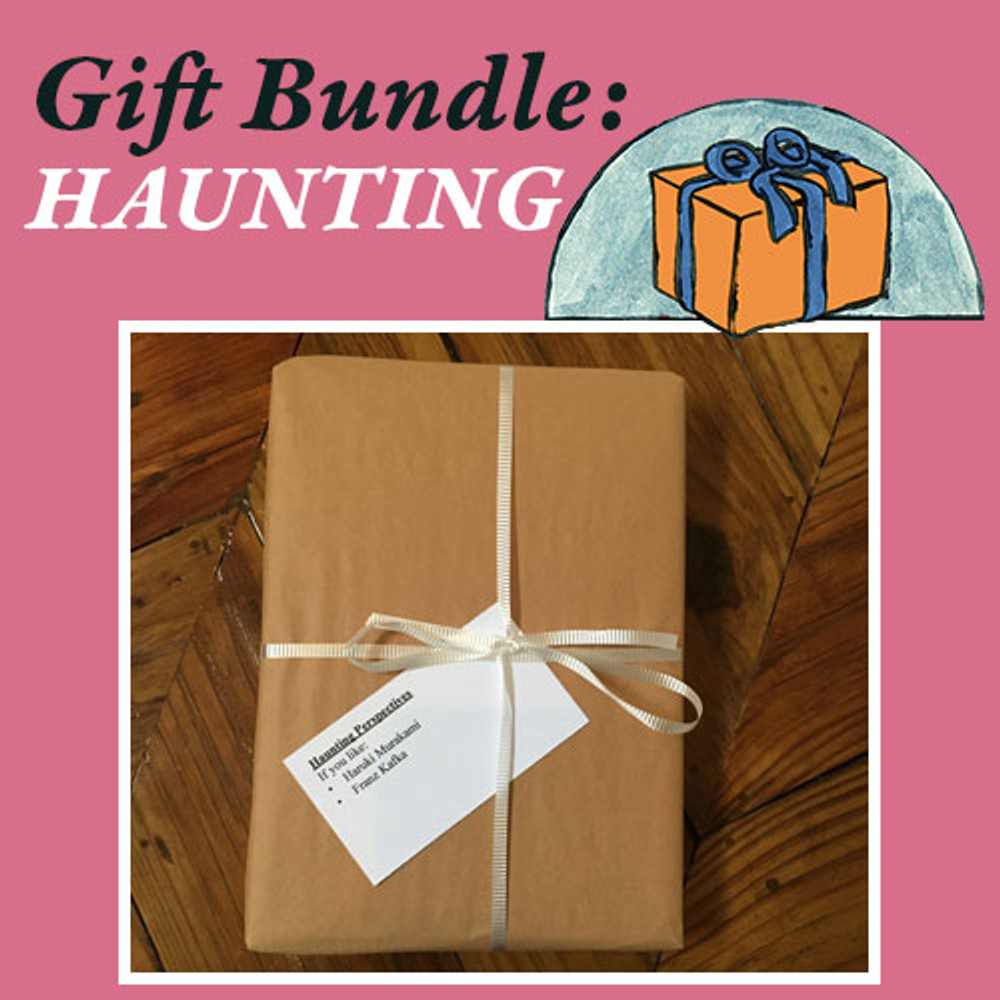 Two Dollar Radio Book Bundle Haunting Perspectives