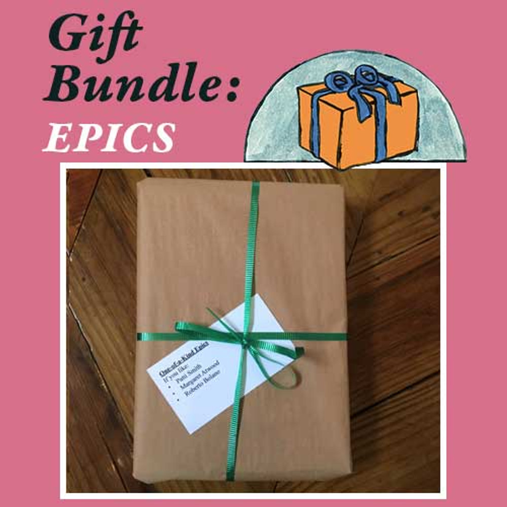 Two Dollar Radio book bundles: Epics