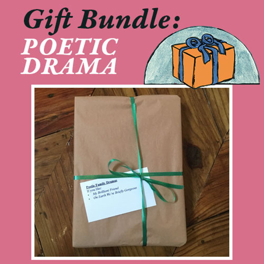 Two Dollar Radio  Book Bundle Poetic Family Drama