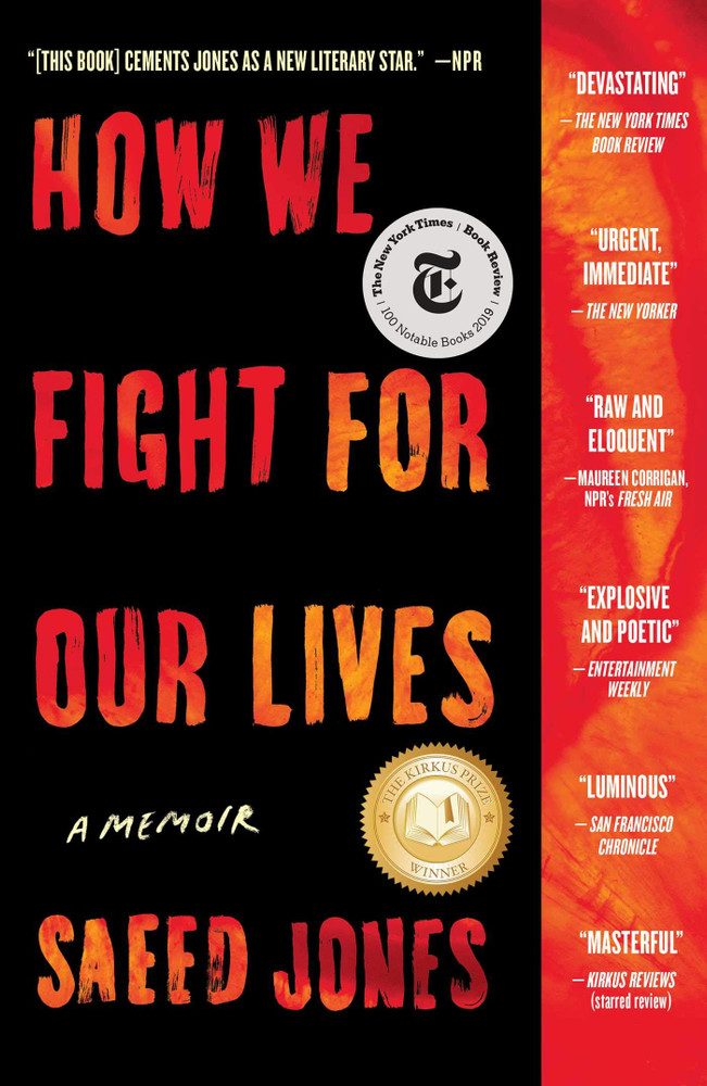 How We Fight for Our Lives (paperback)